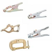 Buy cheap WELDING PARTS earth clamp from wholesalers