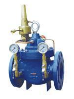 China SJ800 differential pressure by-pass balancing valve wholesale