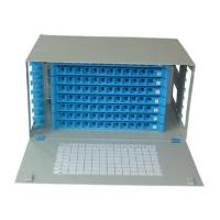 Buy cheap 19'' 96 Fibers Drawer ODF from wholesalers