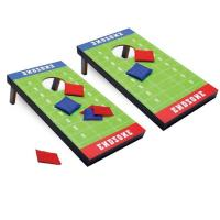 China MDF Cornhole Bean Bags Game Set of 8 regulation on sale
