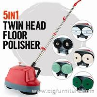 China NEW AUCH Timber Carpet Tile Hard Floor Polisher Wax Cleaning Buffer Cleaner on sale