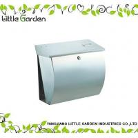 China Security Stainless Steel Mailbox wholesale