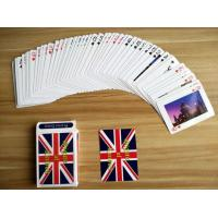 China Factory Outlets Paper Playing Cards With Custom Designs wholesale