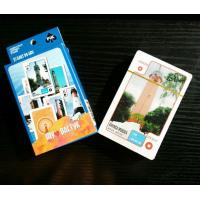 China Gdynia 55 Cards Sightseeing Playing Cards wholesale