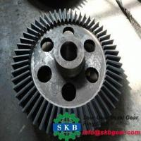 Buy cheap Ring Toothed Bearing Steel Gears B TX from wholesalers