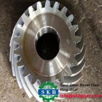 Buy cheap OEM ODM widely used steering gears alloy steel bevel gears from wholesalers