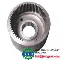 China High Speed Increaser Ring Gear SAE44340 wholesale