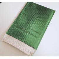 Buy cheap Green PE Bag Bubble Aluminum Foil Bubble Envelope from wholesalers