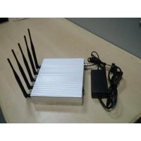 China 3G 4G Jammer High Power GPS GSM 3G Cellphone WiFi Bluetooth Signal Blocker for Sale wholesale