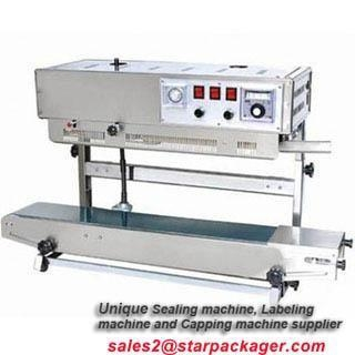 Quality and reasonable price 5 gallon water bottle cap sealing machine for sale