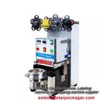 China Rotary type automatic sealing machine for tin can,plastic tube wholesale