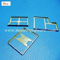 China Precision stamping parts 0.2mm Custom RF shield with tape reel packing on sale