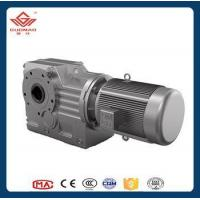 China Factory Price K Series Helical Bevel Gear Speed Reducer on sale