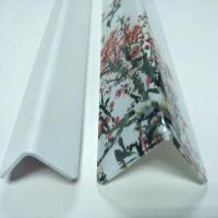 Buy cheap Corner guards with printings from wholesalers