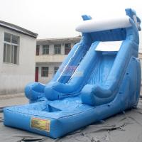 China Dolphin Inflatable Water Slide wholesale