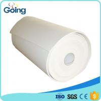 China Untreated Fluff Pulp Imported Pulp Jumbo Roll Raw Material For Making Disposable Baby Adult wholesale