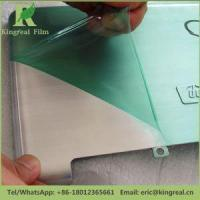 Self Adhesive Film PE Green Protective Film For Stamping
