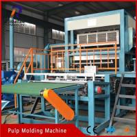 Buy cheap Pulp Tray Machine Environmental Protection Egg Tray Making Machine from wholesalers
