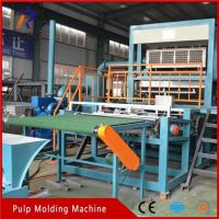 Buy cheap Pulp Tray Machine PAPER EGG DISHES MAKING MACHINE from wholesalers