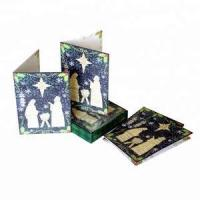 Buy cheap Custom Personalized Greeting Card with Handmade Display from wholesalers