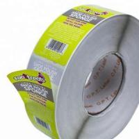 Buy cheap Cheap Roll Stickers Custom Packaging Labels for Bottles from wholesalers