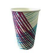 Double PE coated paper cup