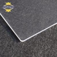 China JINBAO transparent ps pc 8x4 feet color acrylic sheet perpex for engraving wholesale