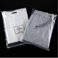 China Waterproof Zip Lock Bags for Clothes wholesale
