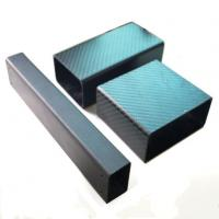 China Customize 3K Carbon Fiber Square Tube Hollow Section wholesale