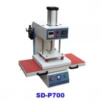 Buy cheap Double heads heat transfer pressing machine from wholesalers