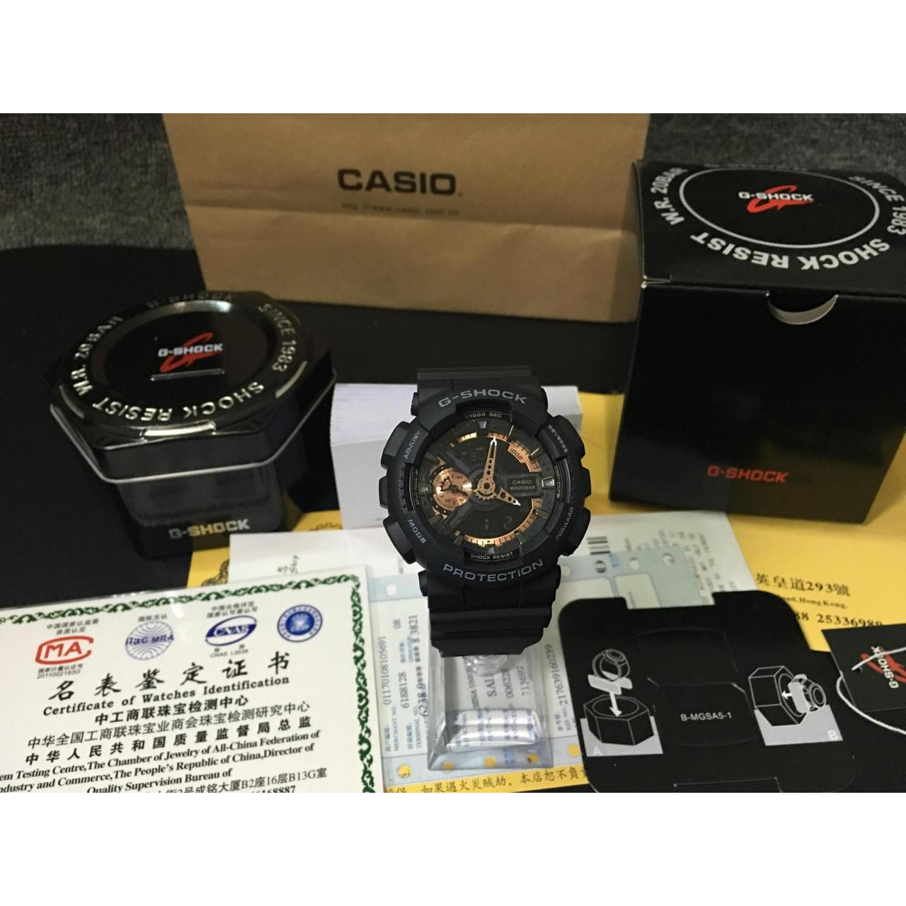 China g-shock GA-110 electronic Watches Waterproof watches wholesale