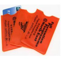 China Card holder Colorful multi-sample credit id card holder wholesale