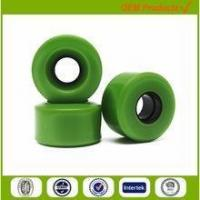 Buy cheap 55mm good skateboard wheels materials supplier for long board wheel from wholesalers