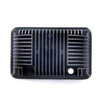 Buy cheap Lighting parts Aluminum die casting 7 inches square light radiator from wholesalers