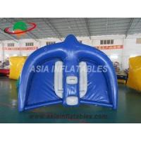 China Inflatable Manta RayTowable For Adult, Flying Fish Ride on sale