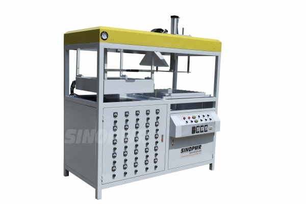 Quality Blister clamshell shell/cylinder container forming machine for sale