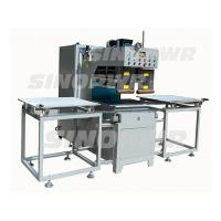 China High frequency 15kw manual slide plate welding machine wholesale