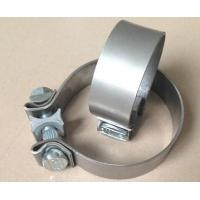 China Exhaust pipe Clamps and Accessories Accuseal Clamp.O Type Clamp on sale
