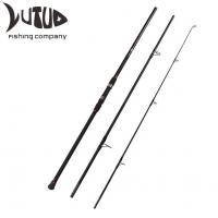 Buy cheap Fishing Spinning Rod 3-Piece Carbon Fiber Portable Fishing Rod Surf from wholesalers