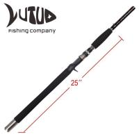 Buy cheap Trolling Rod Casting Portable With Fishing Rod Case Bag Travel Heavy Boat Rod Fishing from wholesalers