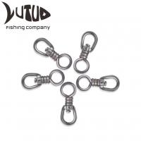 China Stainless Steel Swivel Fish Connector Fishing Sea Boat Fishing Swivel Fishing wholesale