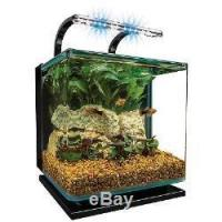 China Best Aquarium Kit Light Filter Pump WaterTank Fish Design Room Home Moonlight wholesale
