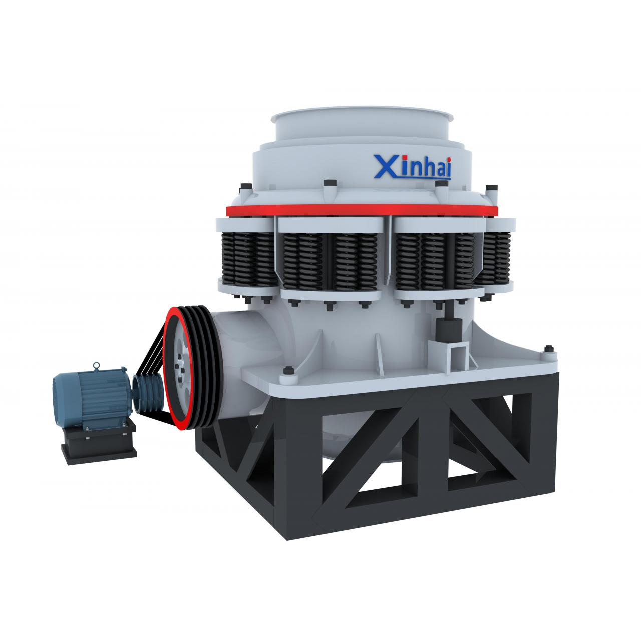 Buy cheap Thickening & Dewatering Spring Cone Crusher from wholesalers