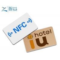 Buy cheap 13.56Mhz NTAG 213 Printed NFC Card from wholesalers