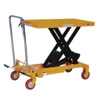 Buy cheap Manual Lift Tables PT1000A from wholesalers
