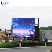 Buy cheap Energy Save Led Display P8 Outdoor Led Display For Advertising Show from wholesalers