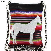 Quality iPhone/Mini Messenger Bags S089-SHOW-HORSE for sale