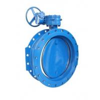Buy cheap Flanged Double Eccentric Butterfly Valve from wholesalers