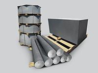 Buy cheap Specialty Graphite Block and Rod from wholesalers