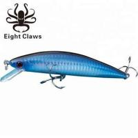 China Eight Claws New Hard Plastic Fishing Lures Minnow Fishing Lure wholesale